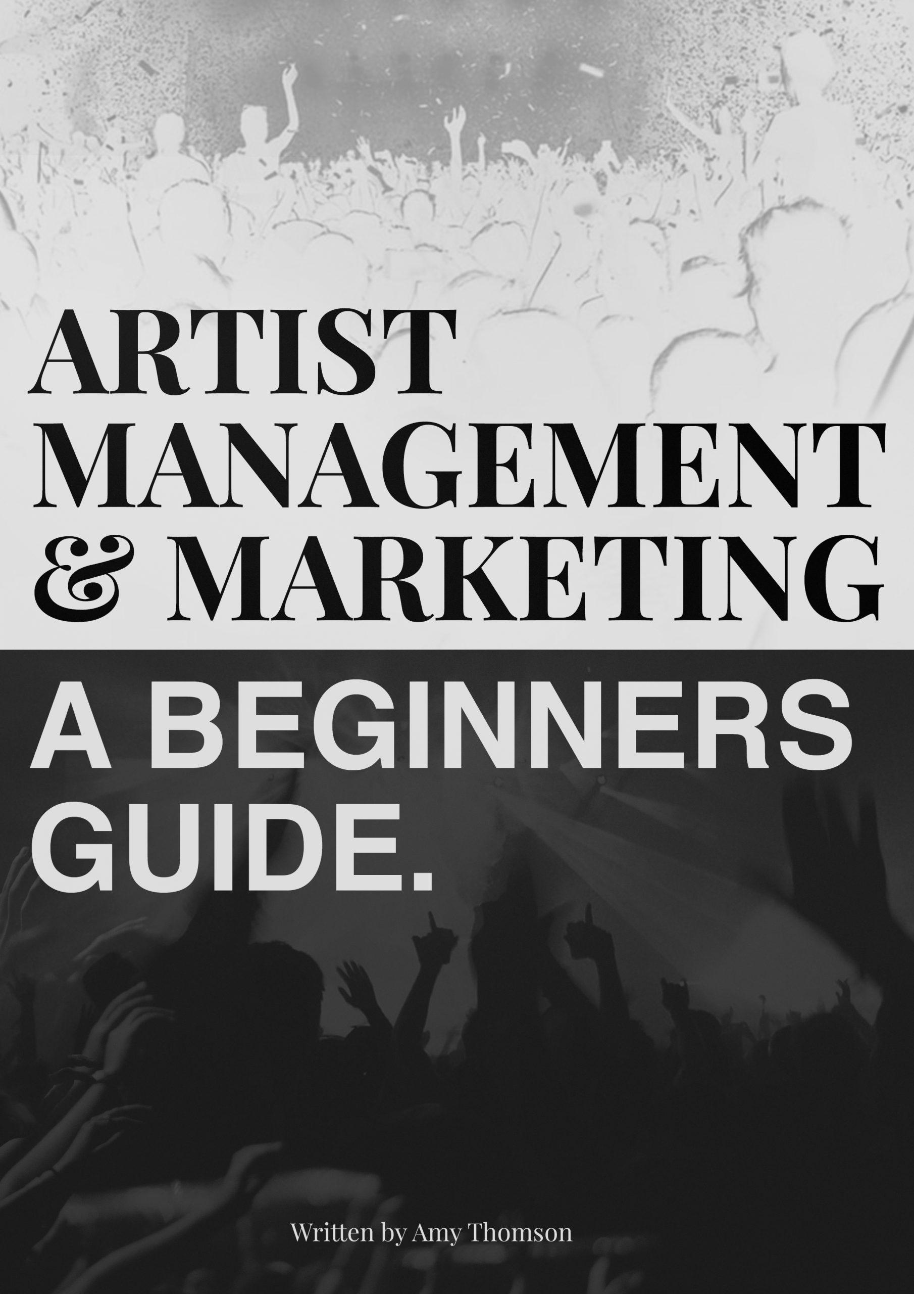 Artist Management & Marketing